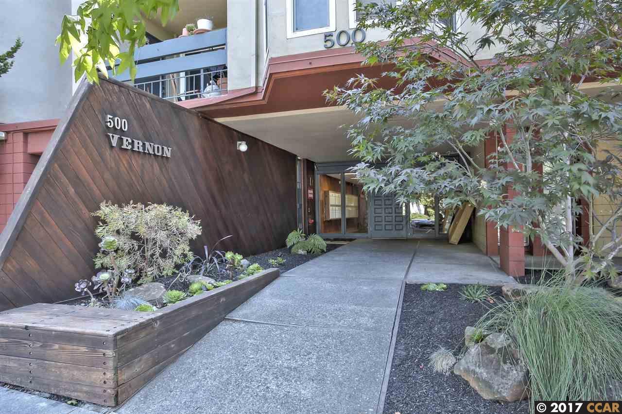 500 Vernon St, OAKLAND, CA 94610