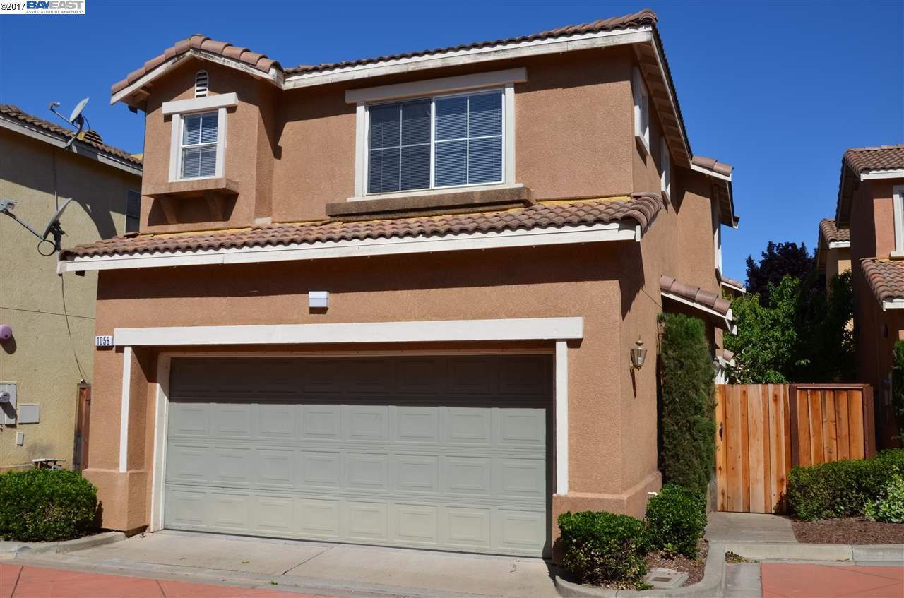 واحد منزل الأسرة للـ Rent في 1059 La Sierra Terrace Union City, California 94587 United States