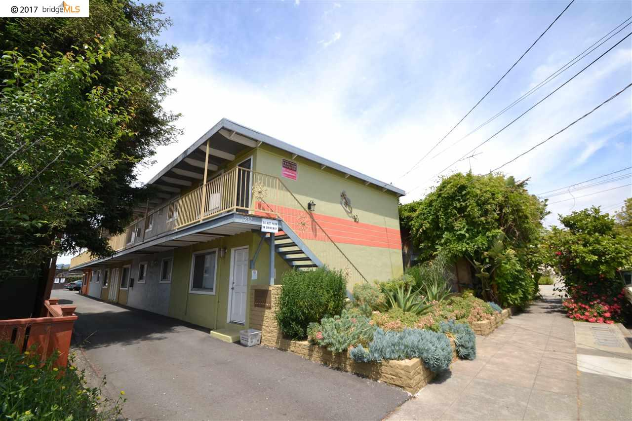 Multi-Family Home for Sale at 1277 Hearst Avenue 1277 Hearst Avenue Berkeley, California 94702 United States