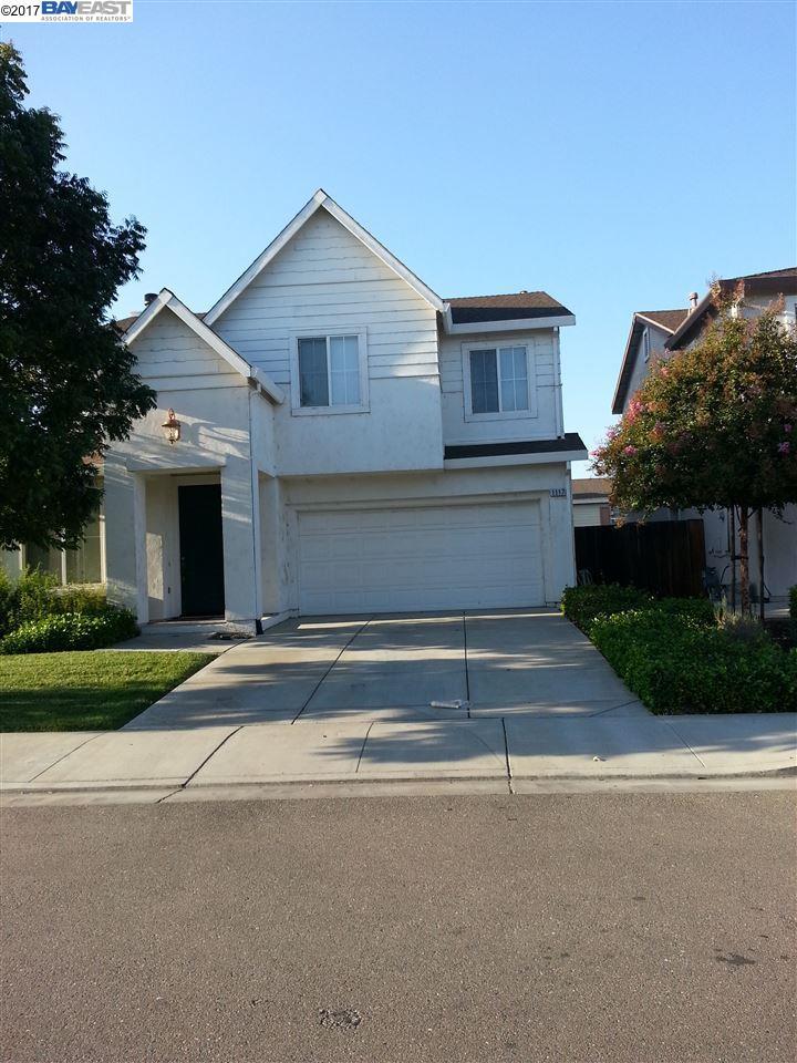 Casa Unifamiliar por un Alquiler en 1117 ATHERTON DRIVE Tracy, California 95378 Estados Unidos
