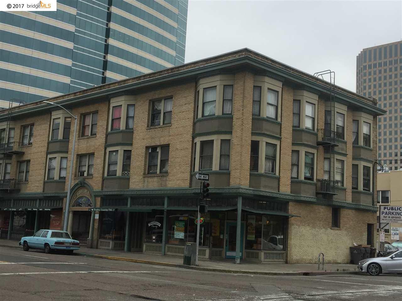 多戶家庭房屋 為 出售 在 1006 Jefferson Street 1006 Jefferson Street Oakland, 加利福尼亞州 94607 美國