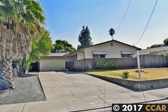 Single Family Home for Sale at 988 Temple Drive Pacheco, California 94553 United States