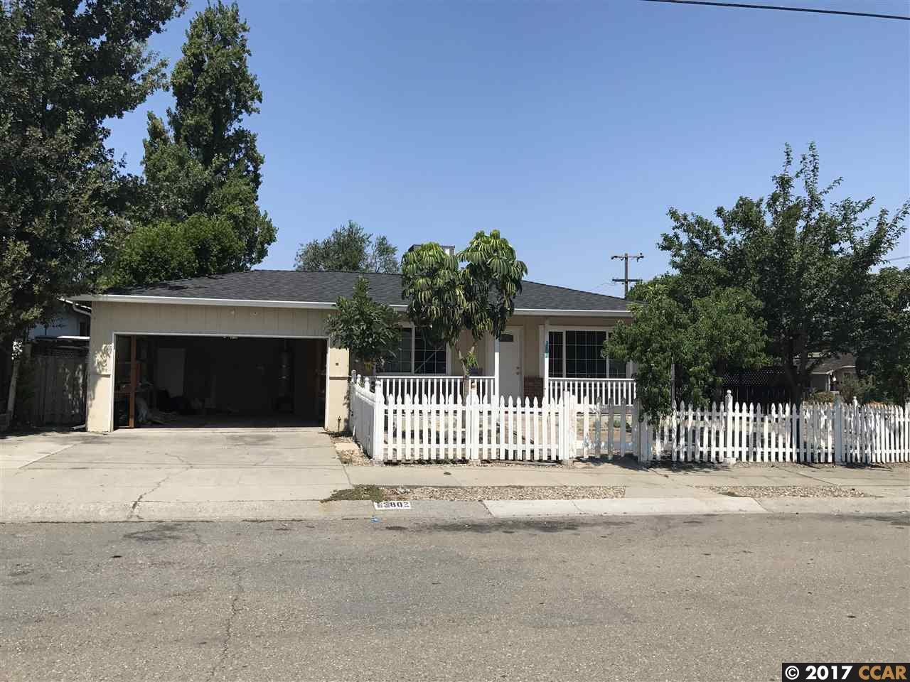 Single Family Home for Rent at 3802 Shasta Circle Pittsburg, California 94565 United States
