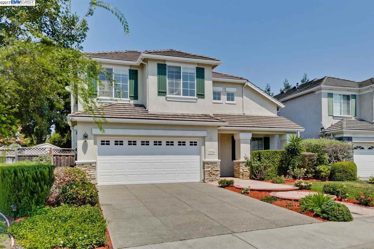 Частный односемейный дом для того Продажа на 33756 Trailside Way Union City, Калифорния 94587 Соединенные Штаты