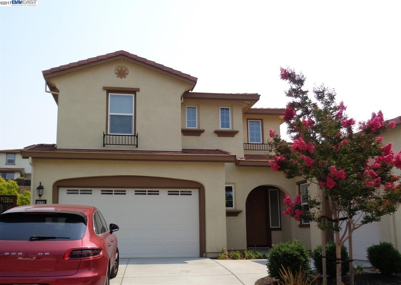 Single Family Home for Rent at 2239 Valentano Drive Dublin, California 94568 United States