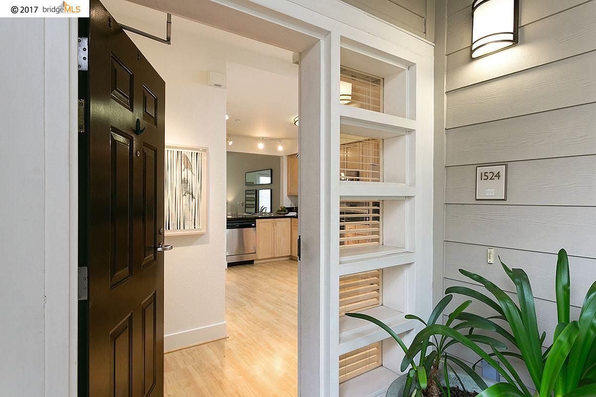 Condominio por un Venta en 1524 BRUNSWIG LANE Emeryville, California 94608 Estados Unidos