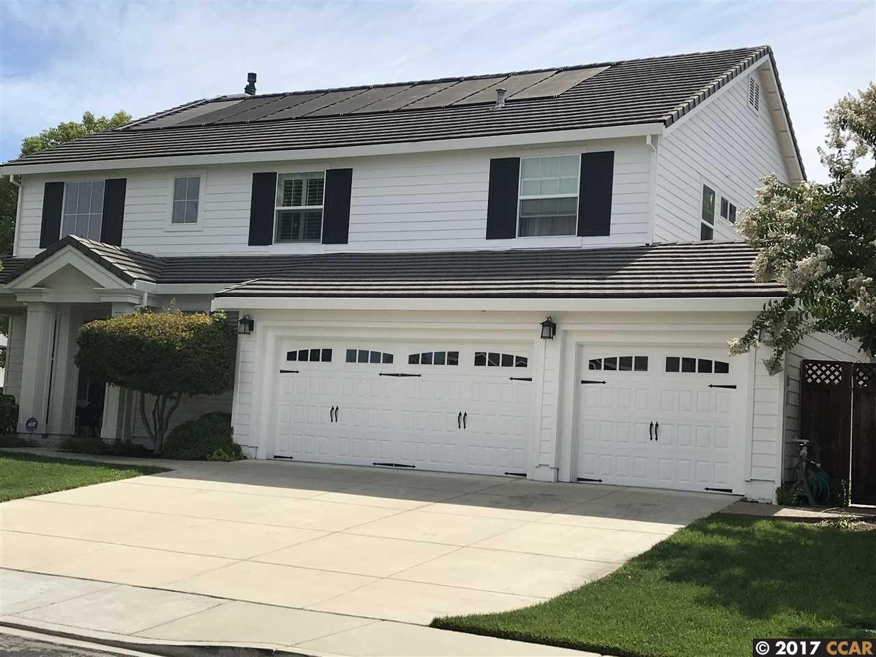 Single Family Home for Sale at 1720 Palmer Drive Concord, California 94521 United States