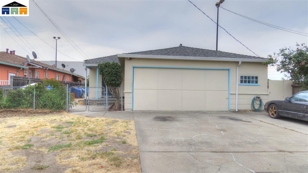Maison avec plusieurs logements pour l Vente à 1043 gilbert Street 1043 gilbert Street Hayward, Californie 94541 États-Unis