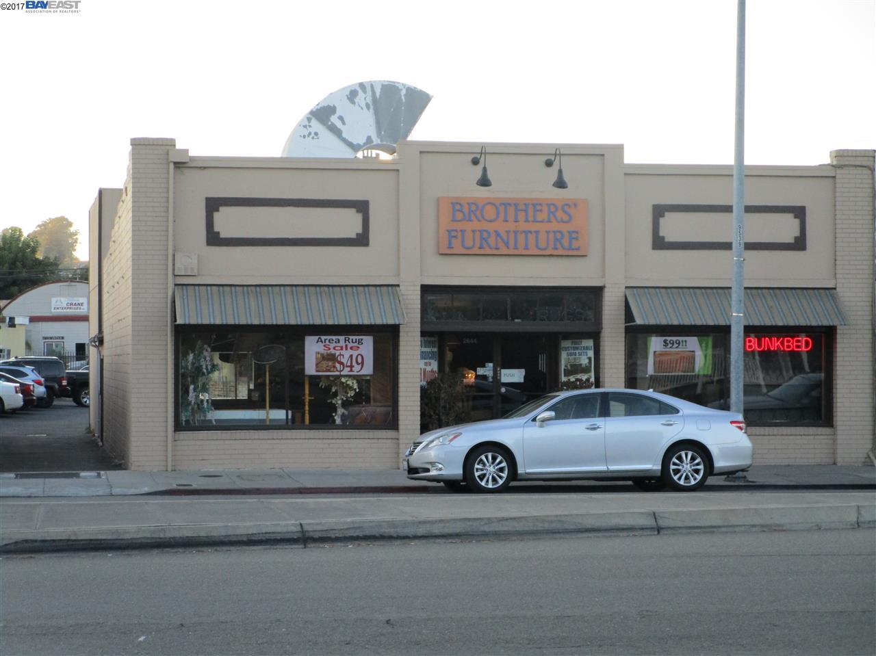 Commercial for Sale at 2644 CASTRO VALLEY BLVD 2644 CASTRO VALLEY BLVD Castro Valley, California 94546 United States
