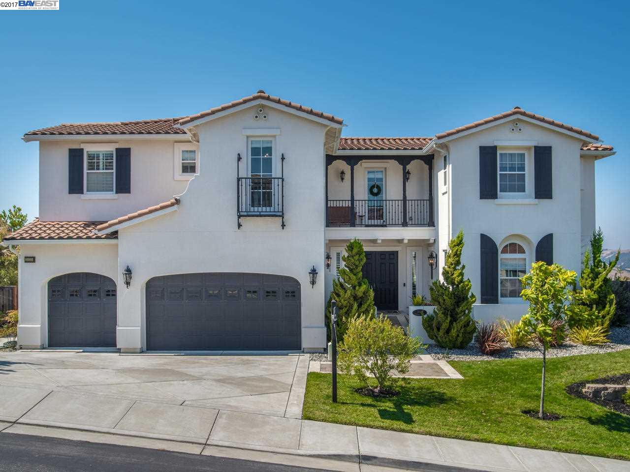 Single Family Home for Sale at 3155 Ashbourne Circle San Ramon, California 94583 United States