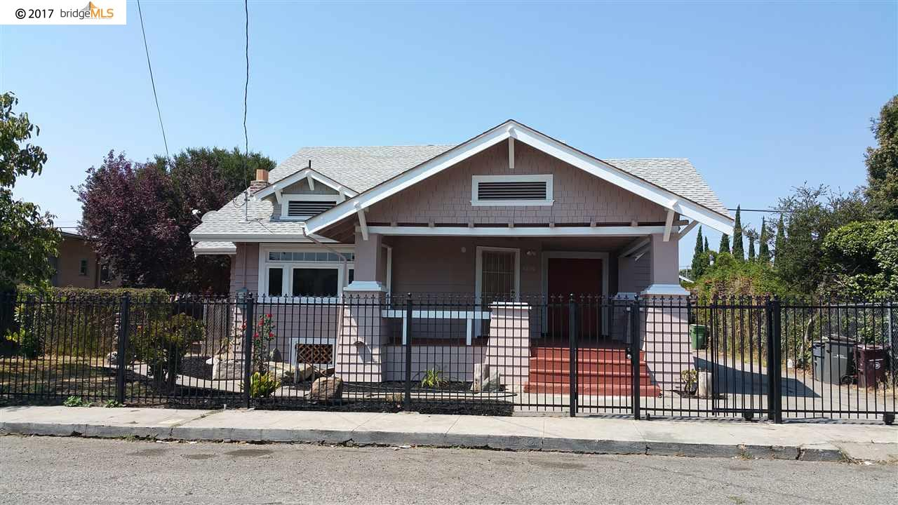 1215 106th ave | OAKLAND | 2400 | 94603