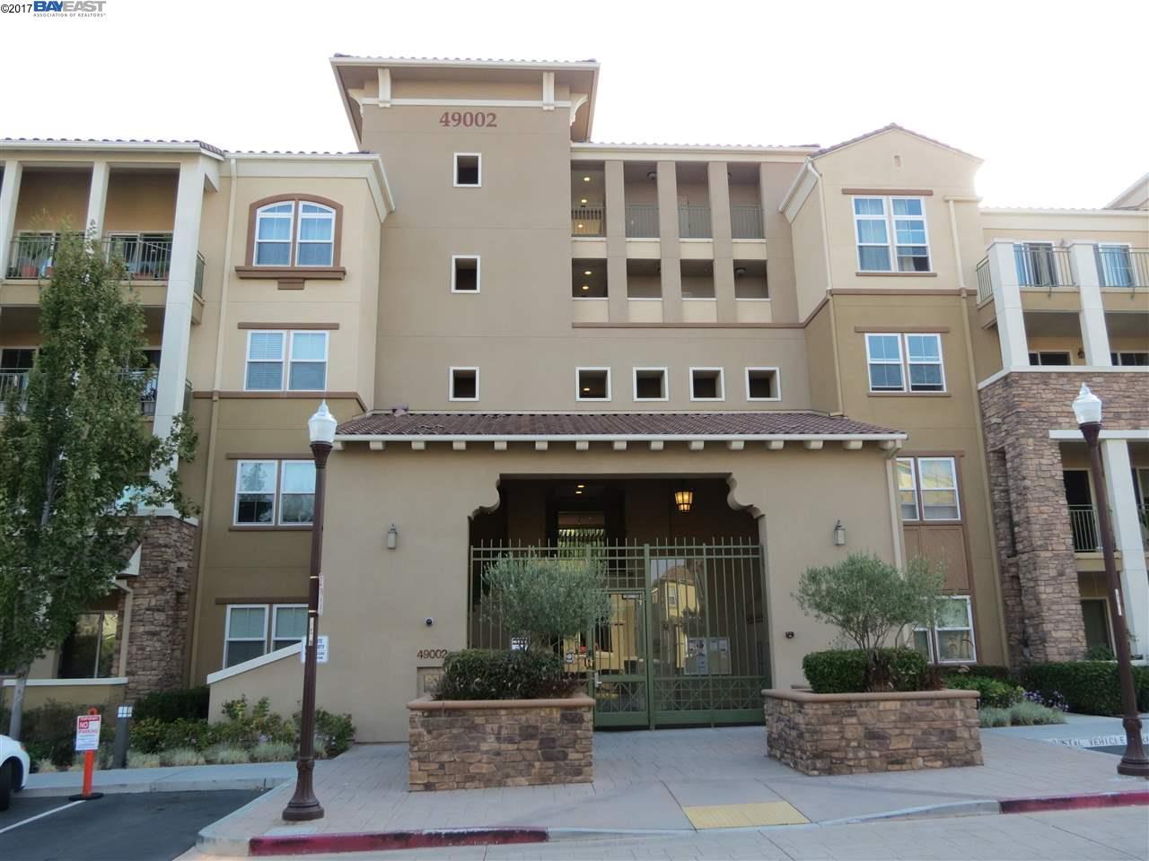 Appartement en copropriété pour l Vente à 49002 Cinnamon Fern Cmn Fremont, Californie 94539 États-Unis