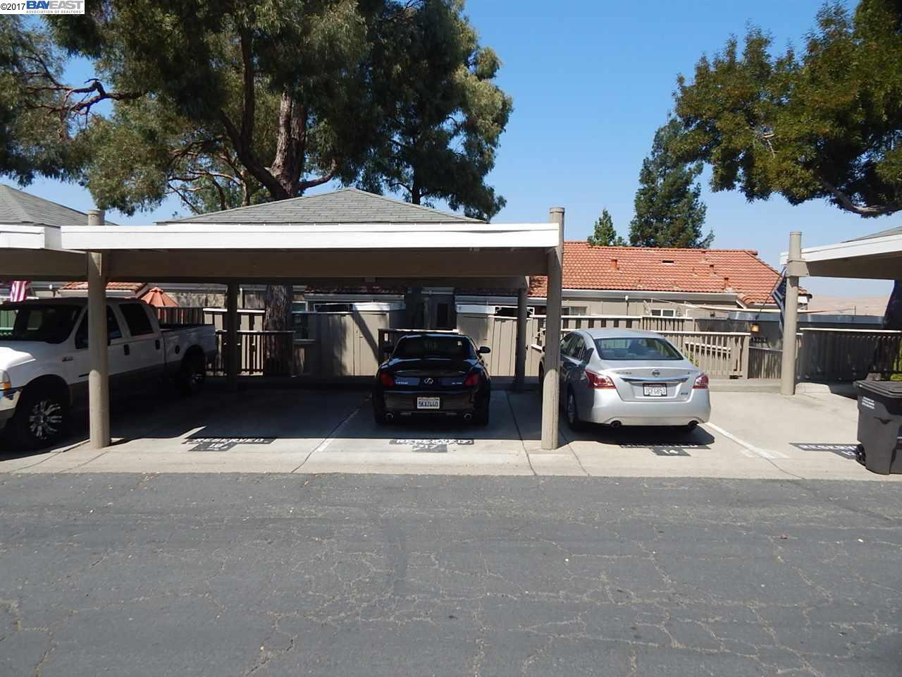 Таунхаус для того Продажа на 4370 Eagle Peak Road 4370 Eagle Peak Road Concord, Калифорния 94521 Соединенные Штаты