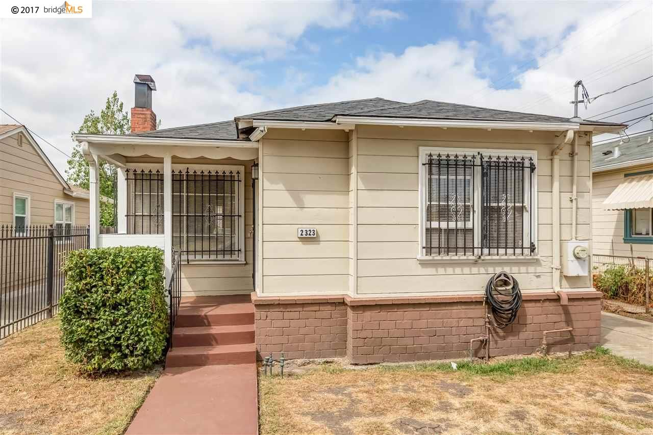 Single Family Home for Sale at 2323 103rd 2323 103rd Oakland, California 94603 United States