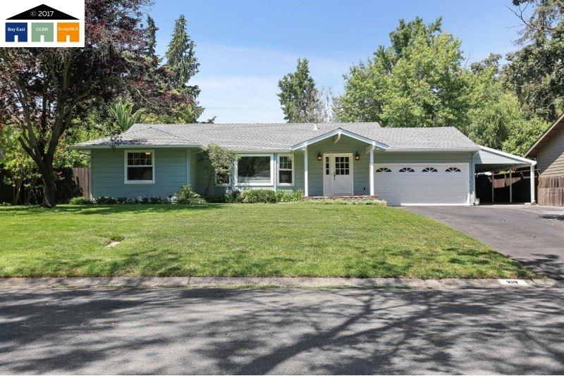 Maison unifamiliale pour l Vente à 219 Poshard Street 219 Poshard Street Pleasant Hill, Californie 94523 États-Unis