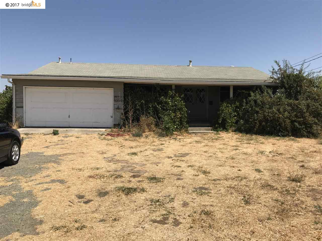 Single Family Home for Sale at 9255 Byron Hwy 9255 Byron Hwy Brentwood, California 94513 United States