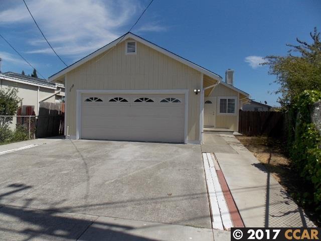 واحد منزل الأسرة للـ Sale في 2738 12Th Street 2738 12Th Street San Pablo, California 94806 United States