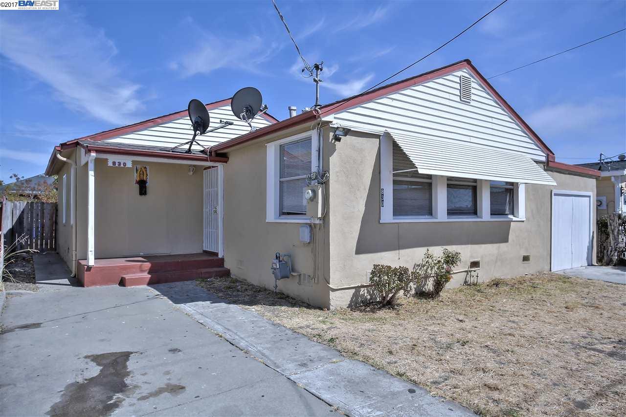 830 6TH ST., RICHMOND, CA 94801