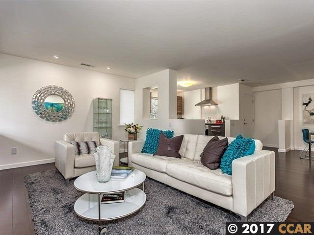 Condominio por un Alquiler en 1305 HOMESTEAD Avenue 1305 HOMESTEAD Avenue Walnut Creek, California 94598 Estados Unidos