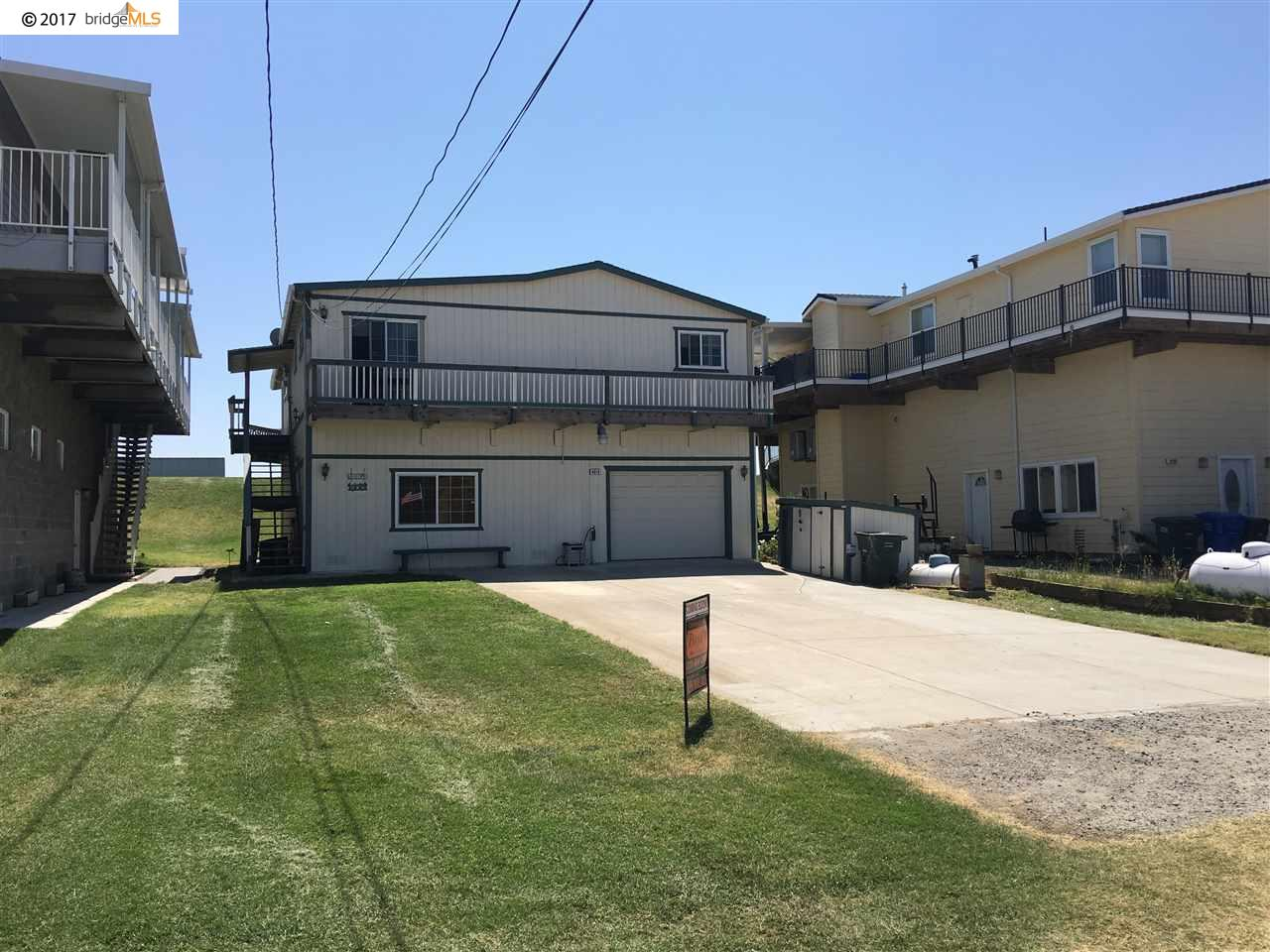 Single Family Home for Sale at 4010 Stone Road 4010 Stone Road Bethel Island, California 94511 United States