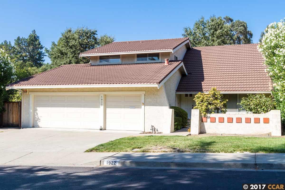 一戸建て のために 売買 アット 1922 Whitecliff Court Walnut Creek, カリフォルニア 94596 アメリカ合衆国