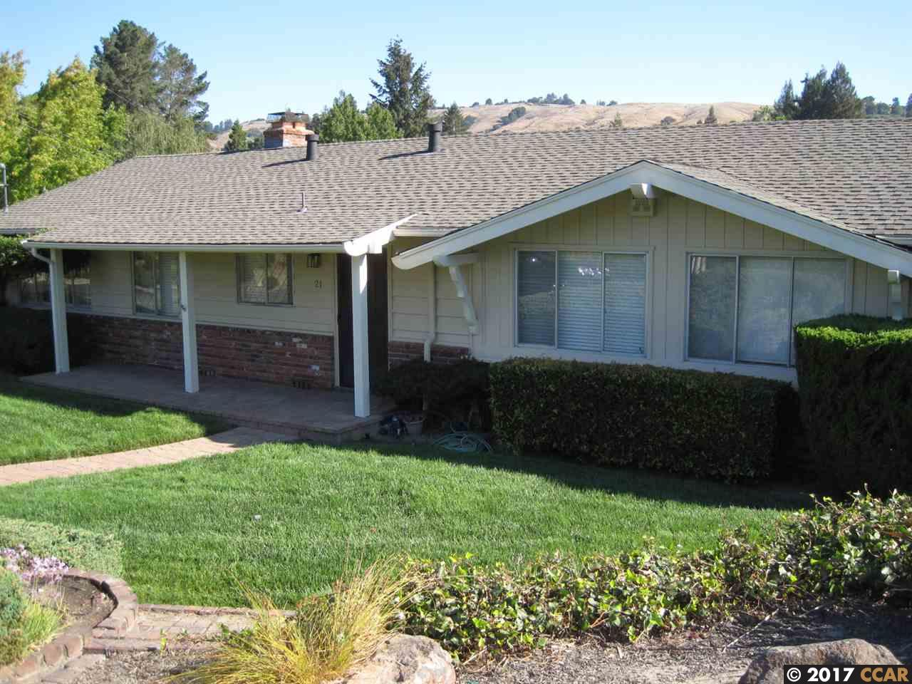 Single Family Home for Rent at 21 Carisbook Drive Orinda, California 94563 United States