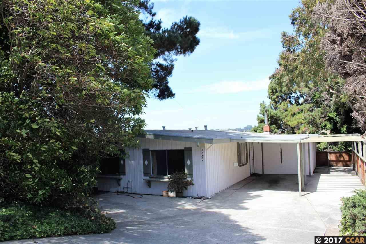 4060 Hillcrest Rd, EL SOBRANTE, 94803, CA