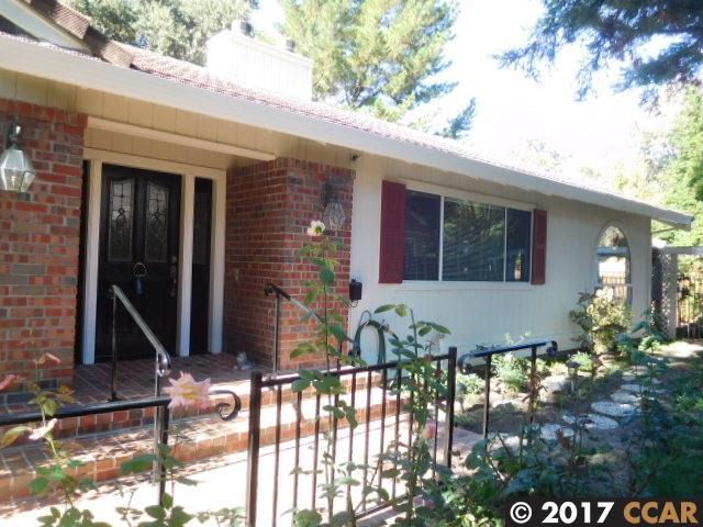 獨棟家庭住宅 為 出租 在 1396 Casa Vallecita Alamo, 加利福尼亞州 94507 美國