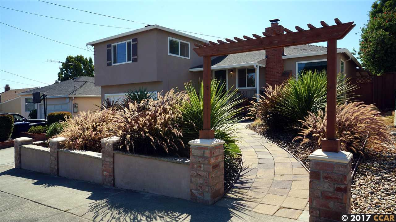Single Family Home for Sale at 19069 Gliddon Street 19069 Gliddon Street Castro Valley, California 94546 United States