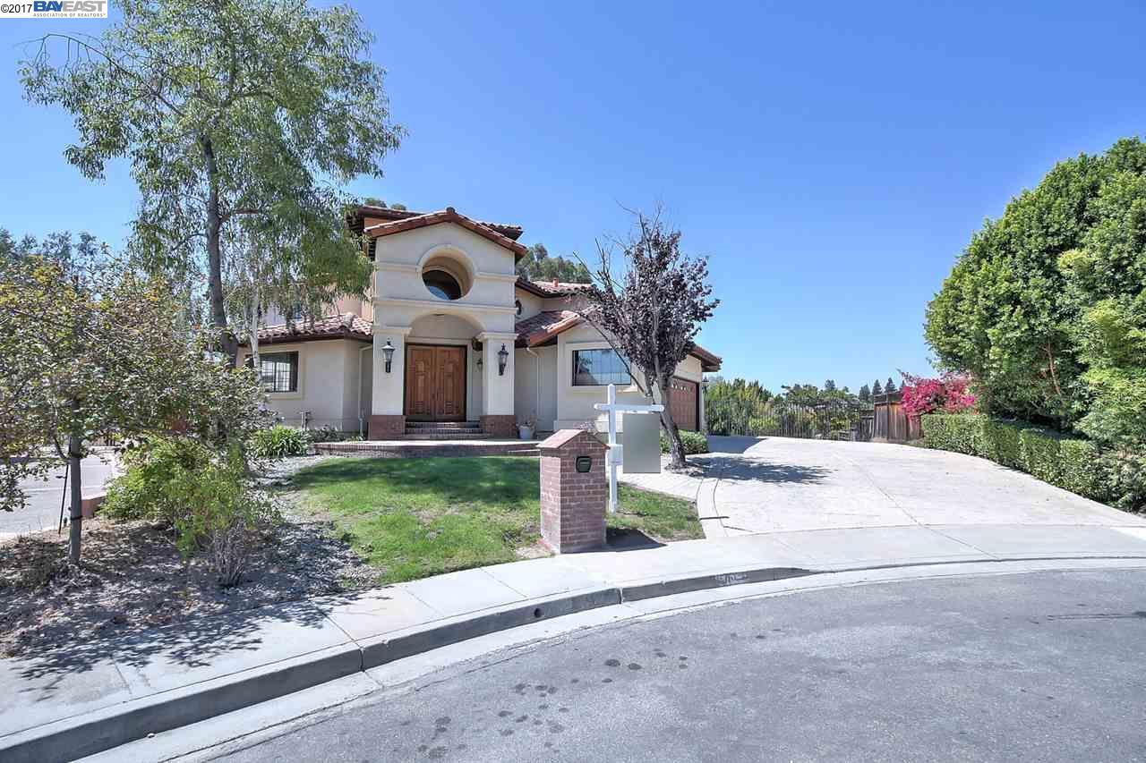 Maison unifamiliale pour l Vente à 160 MARTINGALE Drive 160 MARTINGALE Drive Fremont, Californie 94539 États-Unis