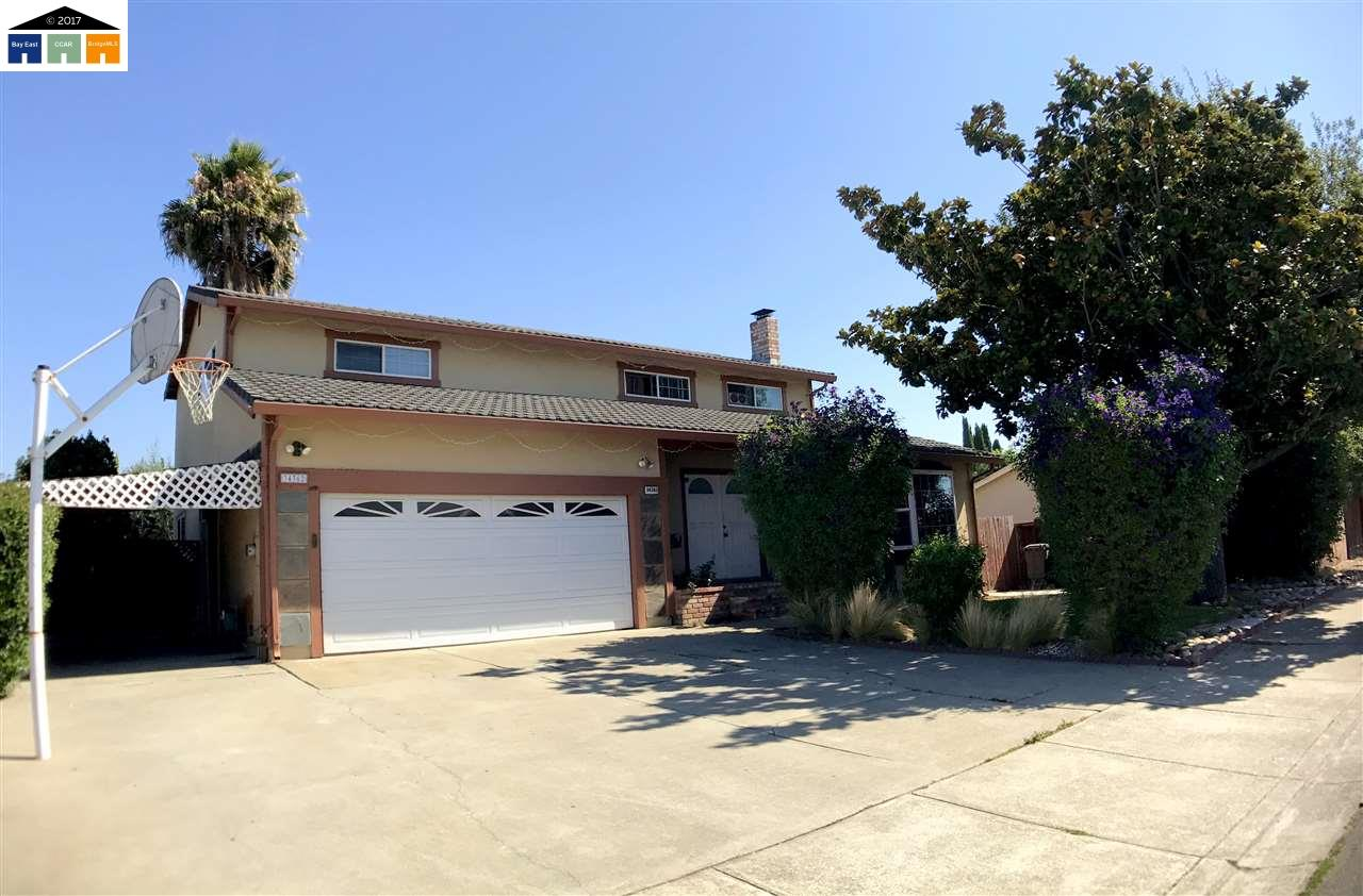 Частный односемейный дом для того Продажа на 34362 Perry Road 34362 Perry Road Union City, Калифорния 94587 Соединенные Штаты