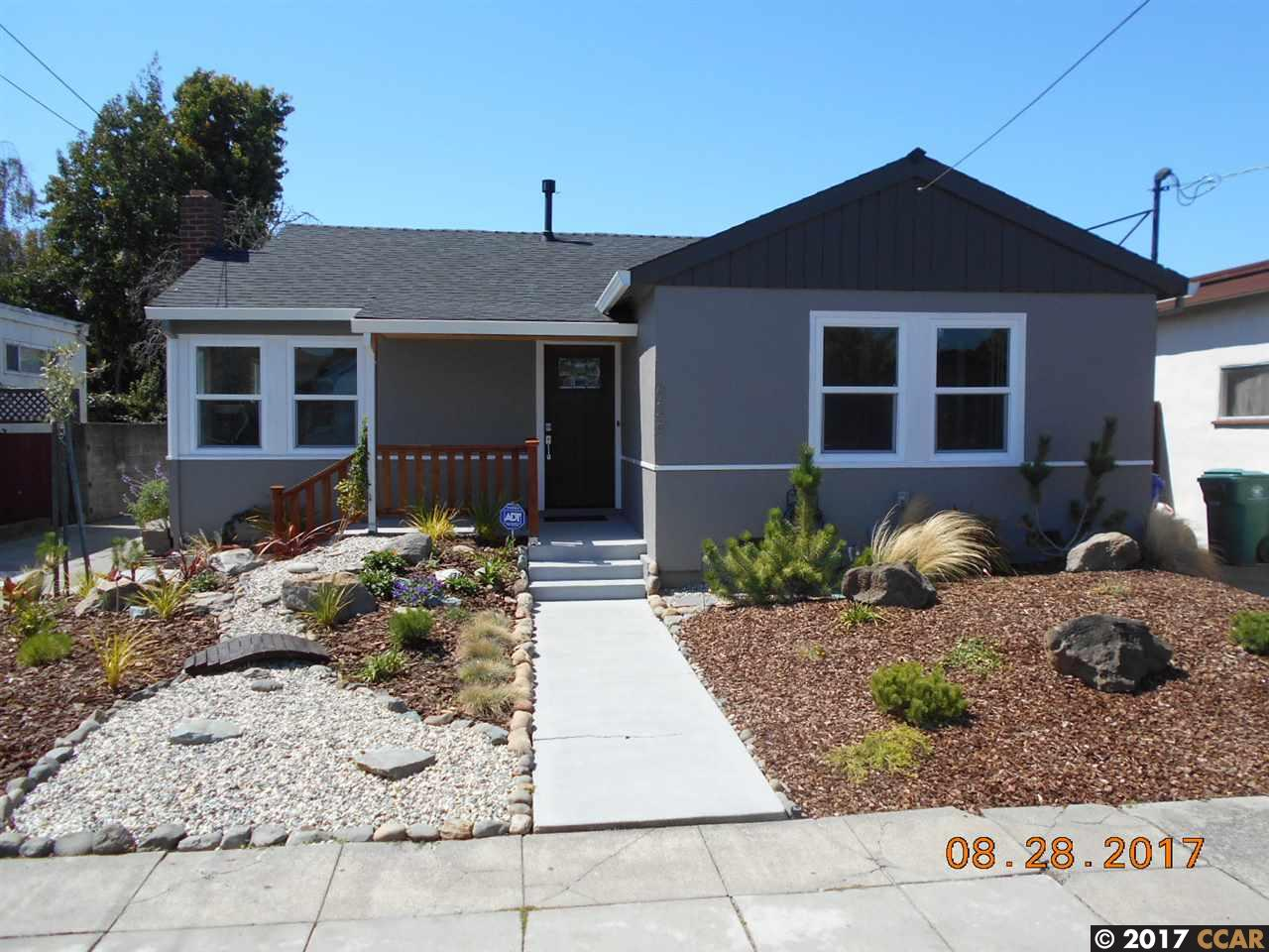 Casa Unifamiliar por un Venta en 629 38Th Street Richmond, California 94805 Estados Unidos
