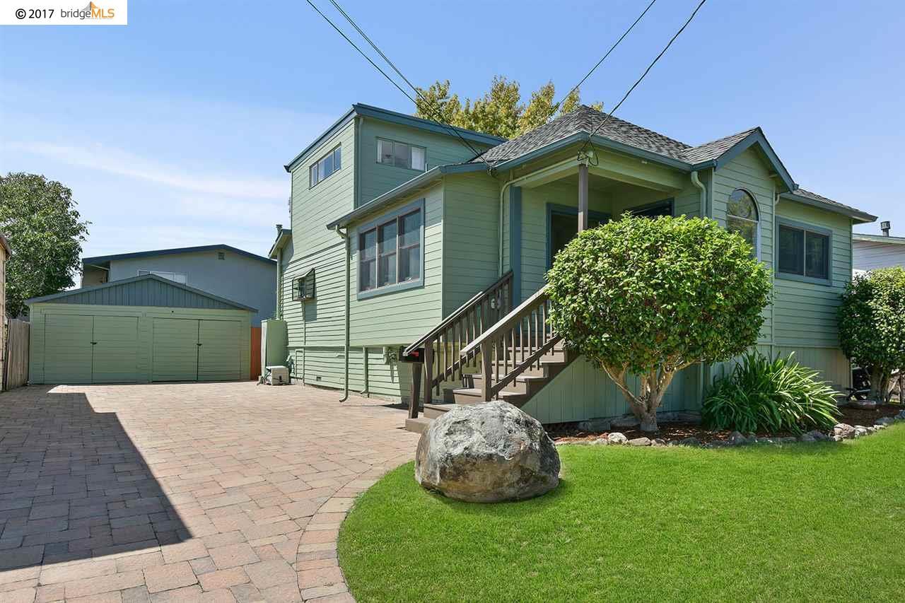 Einfamilienhaus für Verkauf beim 922 Stannage Avenue Albany, Kalifornien 94706 Vereinigte Staaten