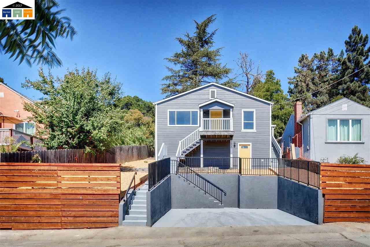 獨棟家庭住宅 為 出售 在 7800 Hillmont Drive 7800 Hillmont Drive Oakland, 加利福尼亞州 94605 美國