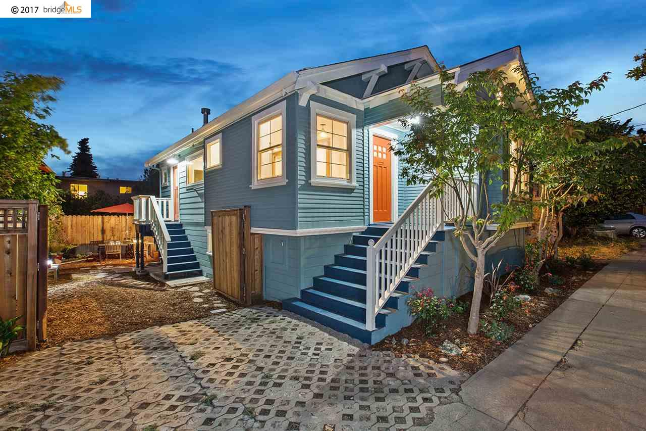 Einfamilienhaus für Verkauf beim 1618 Grant Street Berkeley, Kalifornien 94703 Vereinigte Staaten