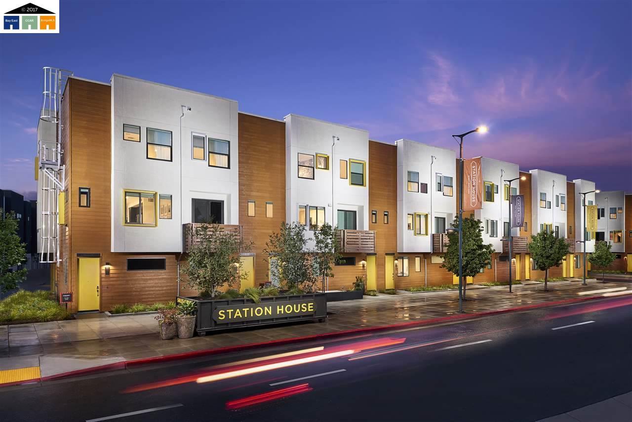 Condominio por un Venta en 1536 Prescott 1536 Prescott Oakland, California 94607 Estados Unidos