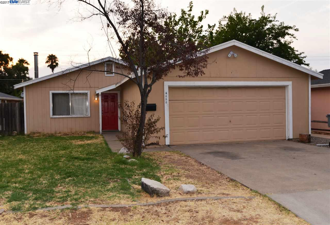 Single Family Home for Sale at 4850 High Street Rocklin, California 95677 United States