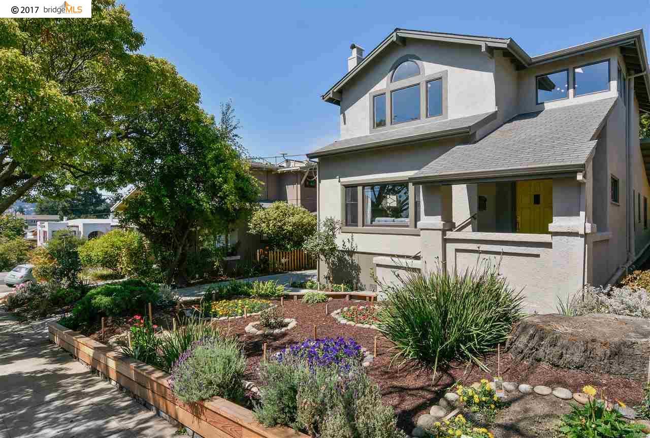 واحد منزل الأسرة للـ Sale في 1605 Sonoma Avenue 1605 Sonoma Avenue Albany, California 94706 United States