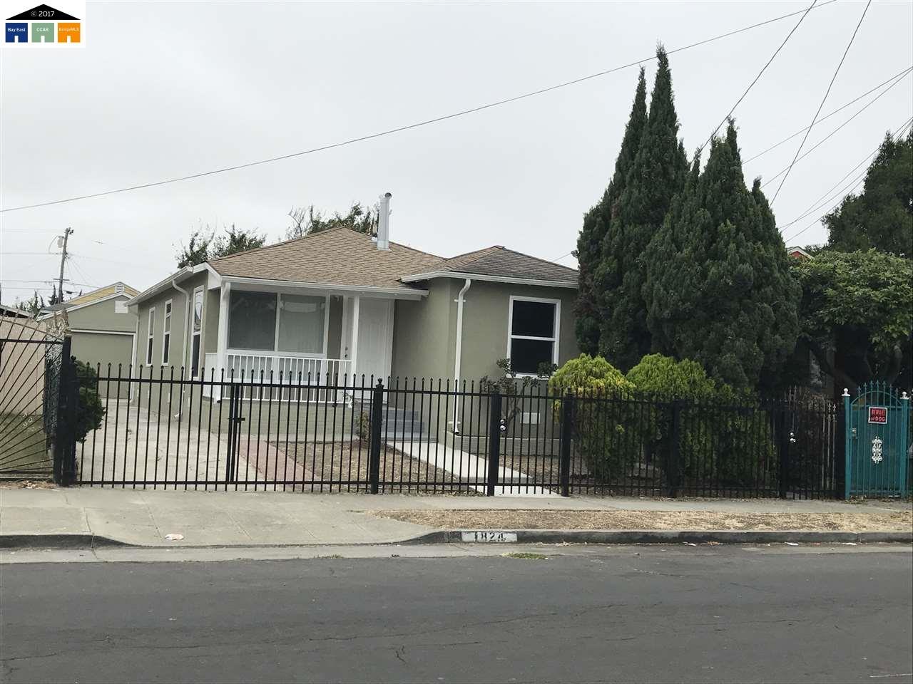 1824 LINCOLN AVE, RICHMOND, CA 94801