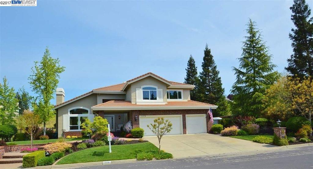 Maison unifamiliale pour l à louer à 1326 Benedict Court Pleasanton, Californie 94566 États-Unis