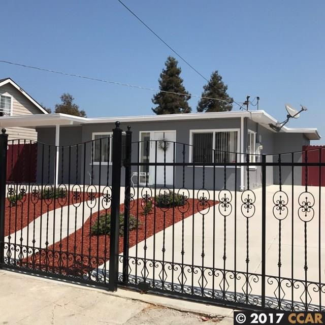 واحد منزل الأسرة للـ Sale في 191 Sheryl Drive 191 Sheryl Drive San Pablo, California 94806 United States