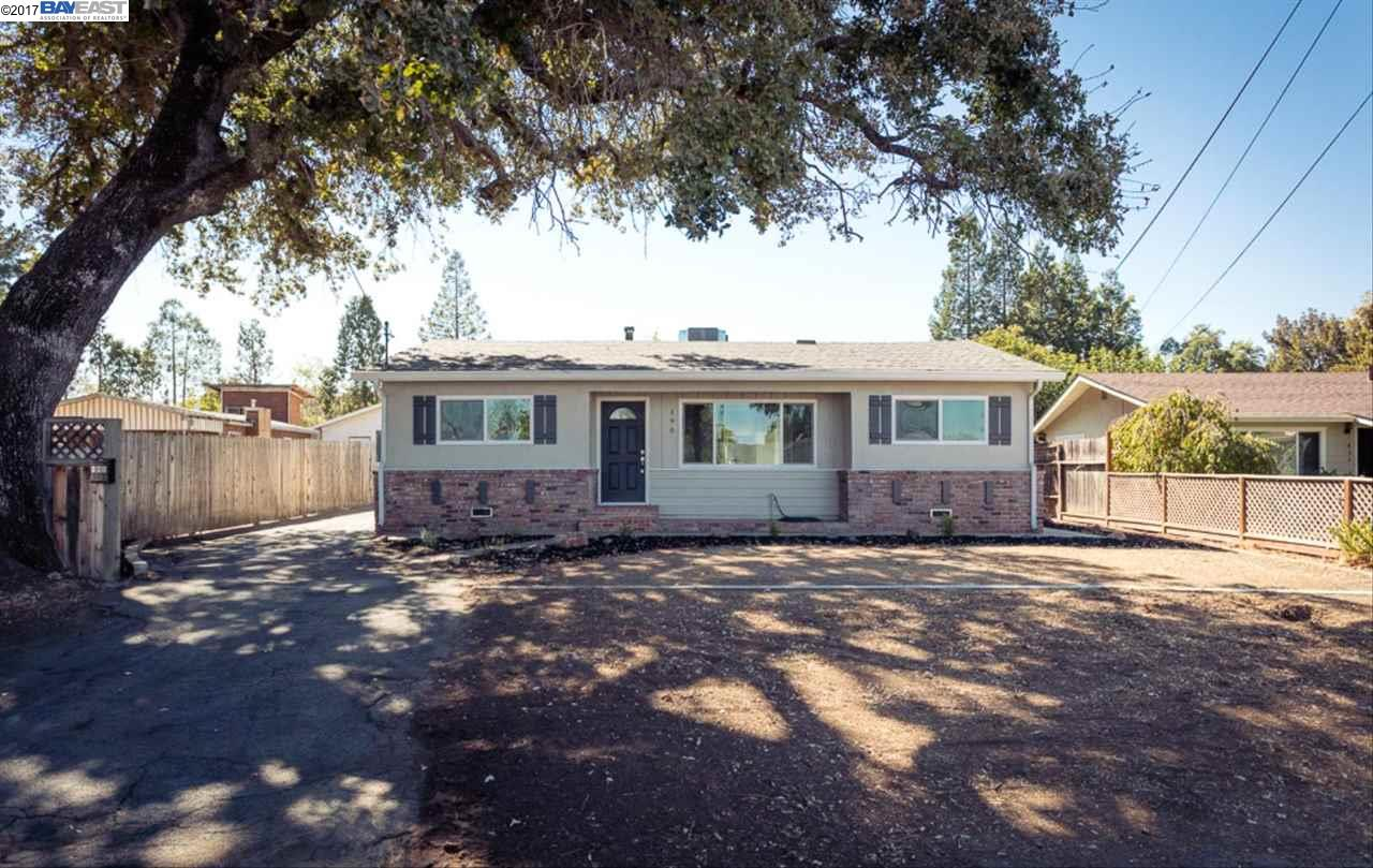 Single Family Home for Sale at 190 High Street Pacheco, California 94553 United States
