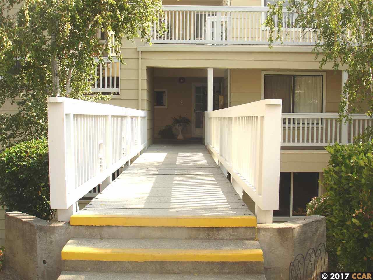 Appartement en copropriété pour l Vente à 189 Village Place Martinez, Californie 94553 États-Unis