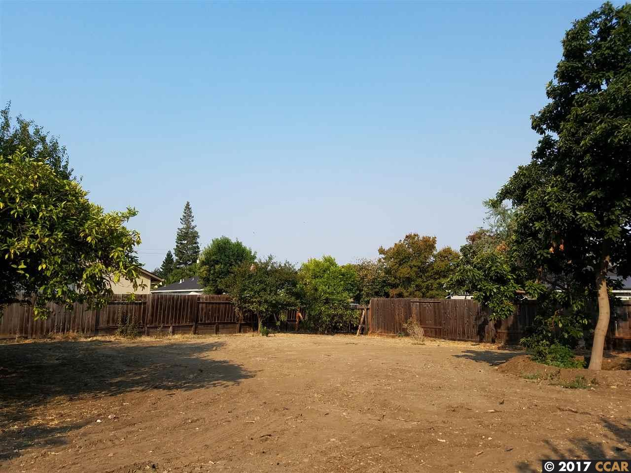 Land for Sale at 4719 Springwood Way 4719 Springwood Way Concord, California 94521 United States