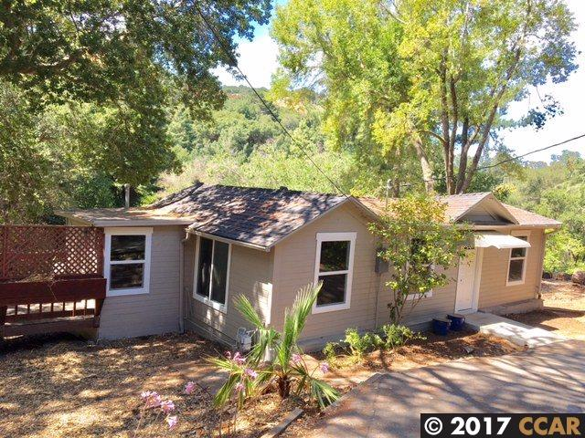 Single Family Home for Rent at 1711 Reliez Valley Road 1711 Reliez Valley Road Lafayette, California 94549 United States
