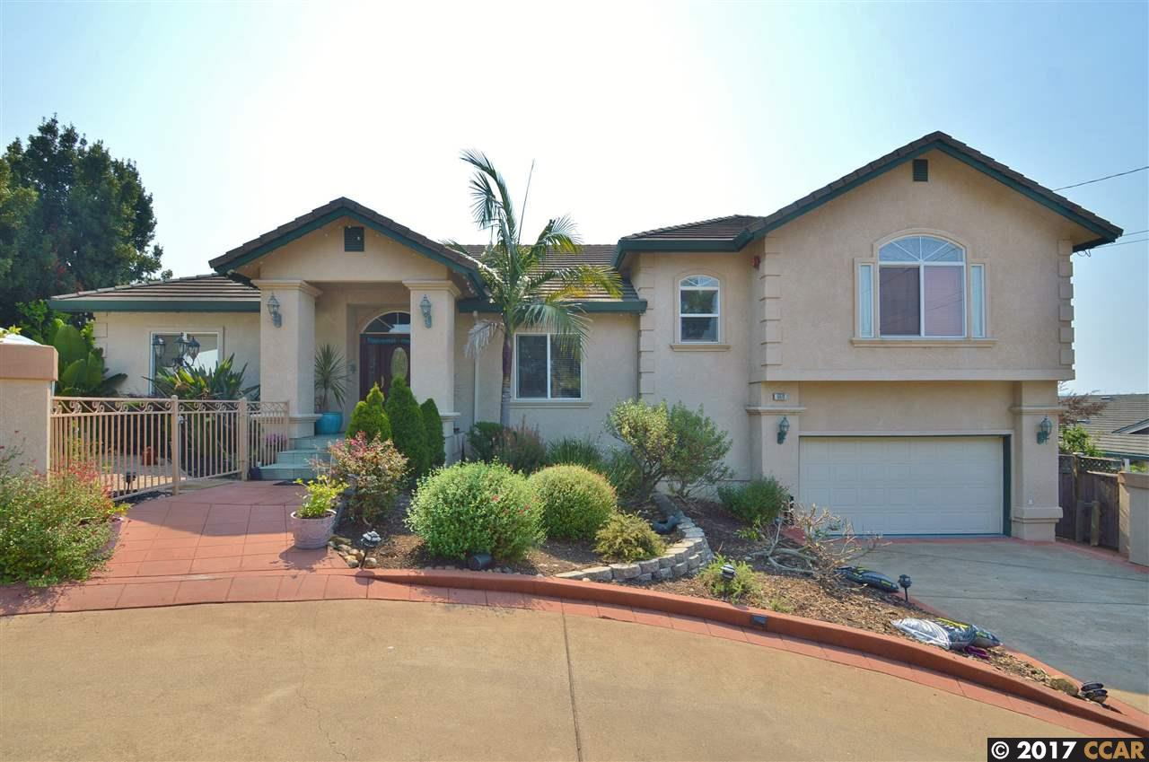 Single Family Home for Sale at 5511 Jensen Road 5511 Jensen Road Castro Valley, California 94552 United States