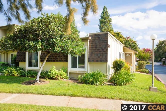 Maison accolée pour l Vente à 1564 Schenone Court Concord, Californie 94521 États-Unis