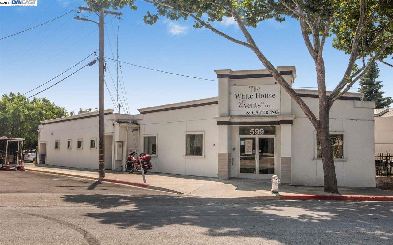 komerziell für Verkauf beim 599 Macarthur Blvd 599 Macarthur Blvd San Leandro, Kalifornien 94577 Vereinigte Staaten