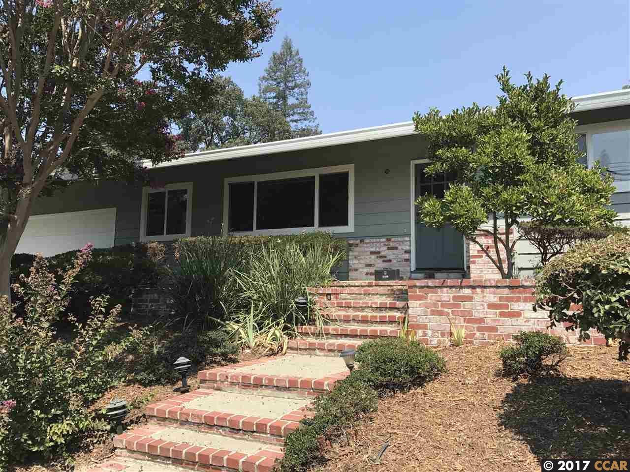 獨棟家庭住宅 為 出租 在 1069 Larch Avenue 1069 Larch Avenue Moraga, 加利福尼亞州 94556 美國