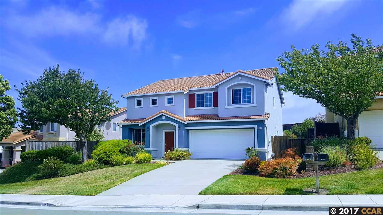 Casa Unifamiliar por un Venta en 3642 PARK RIDGE Drive Richmond, California 94806 Estados Unidos